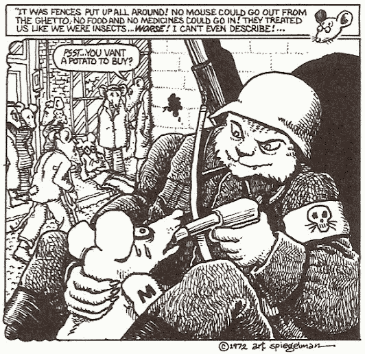 Art_Spiegelman_-_Maus_(1972)_page_1_panel_3